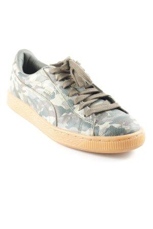 Puma Schnürsneaker Camouflagemuster Street-Fashion-Look