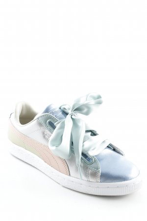 Puma Schnürsneaker Colourblocking Metallic-Optik