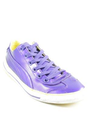 Puma Lace-Up Sneaker multicolored metallic look