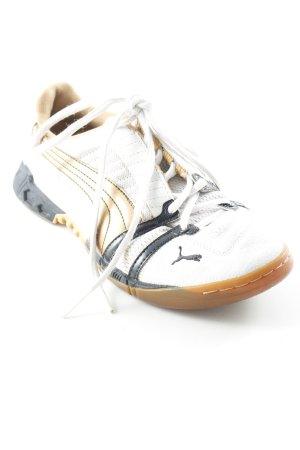 Puma Schnürsneaker mehrfarbig sportlicher Stil