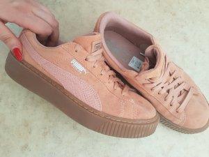 Puma Schuhe 40 Lachsfarbe