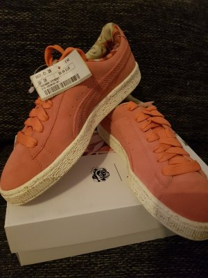 Puma Sneakers stoffig roze