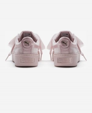 Puma Lace-Up Sneaker rose-gold-coloured-light pink