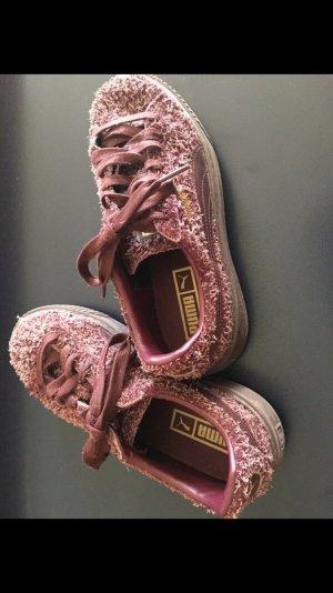 Puma Chaussures à lacets multicolore