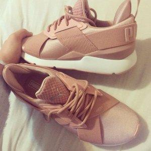 Puma Schuhe EN pointe Muse x-strap Rosa