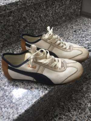 Puma Schuhe, Farbe Creme, Gr.37
