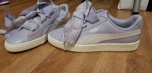 Puma Schuhe Flieder 38.5 basket heart de jr