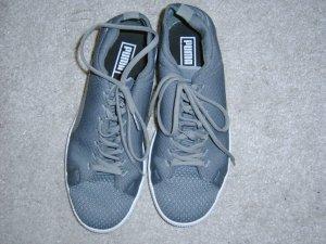 Puma Sneakers met veters zilver