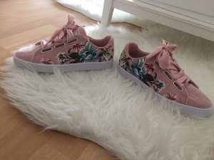 Puma Schuhe Heart basket Rose