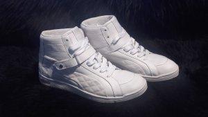 Puma Schuhe in weiss top Zustand