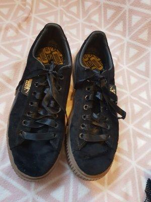 Puma Schuhe/ Puma Suede Platform Bubble Damen Sneaker/ Sneaker
