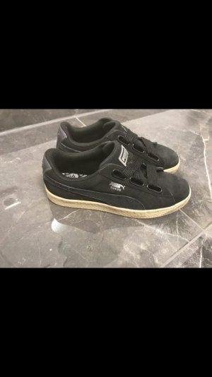Puma Schuhe schwarz