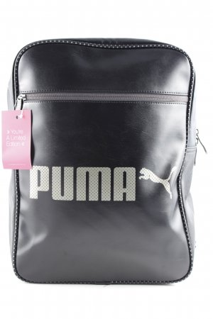 Puma Schulrucksack schwarz Casual-Look