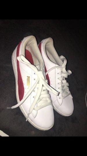 Puma SE rot/weiß