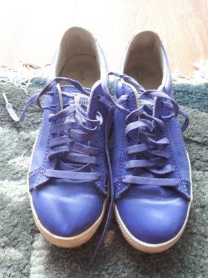 Puma Sneakers met veters blauw-paars