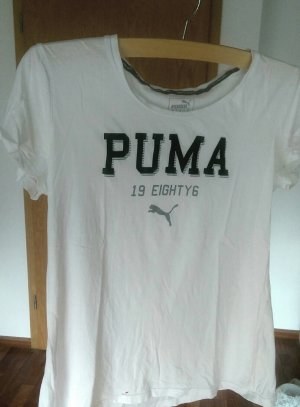 Puma Shirt mit Aufdruck