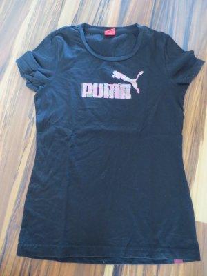 Puma Camisa negro