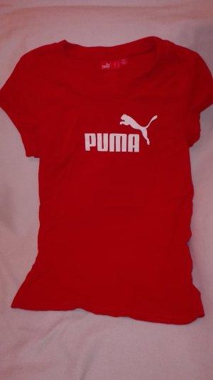 Puma Shirt, selten getragen