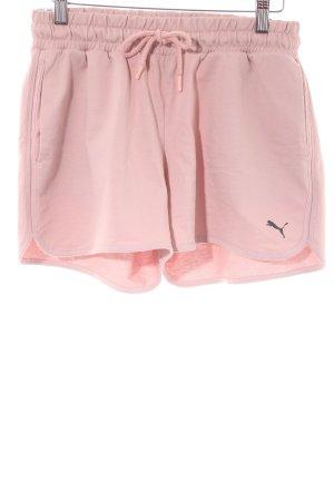 Puma Shorts altrosa Casual-Look