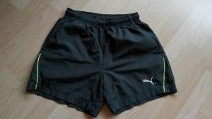 PUMA Shorts, Grau, Größe S