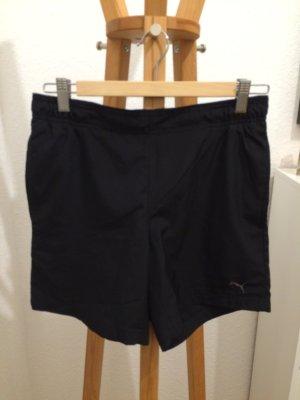 Puma Shorts kurze Sporthose schwarz Größe S