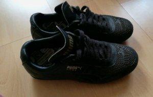 Puma Siena Sneaker Schuhe schwarz Gr.37