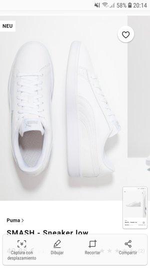 puma smash weiß