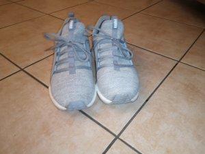 Puma Sneakers met veters lichtgrijs-grijs