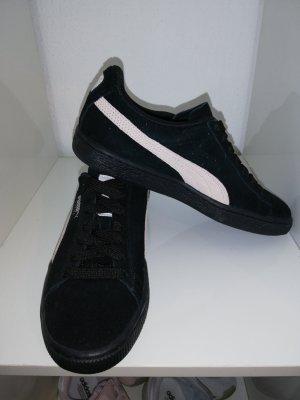 Puma Sneakers zwart-rosé