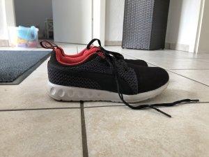 Puma Lace-Up Sneaker black-light grey