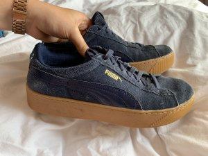 Puma Heel Sneakers multicolored