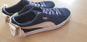 Puma Slip-on Sneakers dark blue