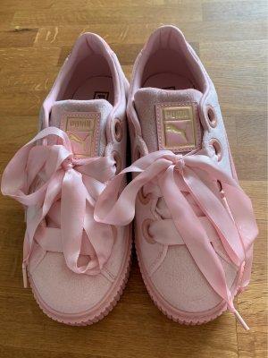 Puma Sneaker Baby Rosa