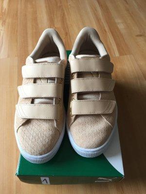 Puma Sneaker Basket Strap Exotic Skin Gr.37