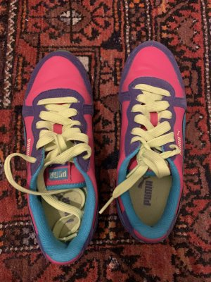 Puma Sneaker bunt
