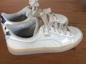 Puma Sneaker Creme/Gold