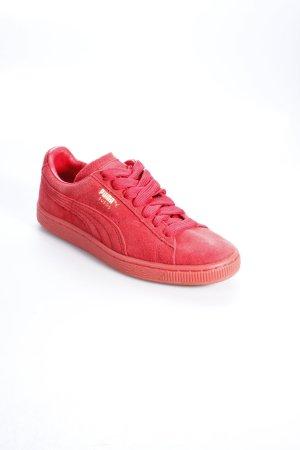 Puma Sneaker Eco OrthoLite Rot
