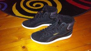 Puma Sneakers wit-zwart