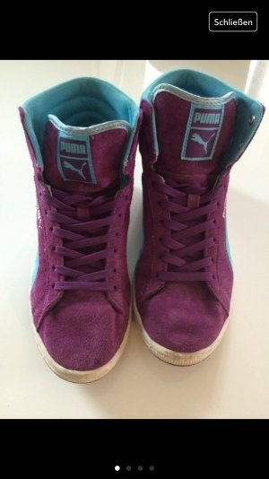 Puma Sneaker Gr. 38 aus Wildleder