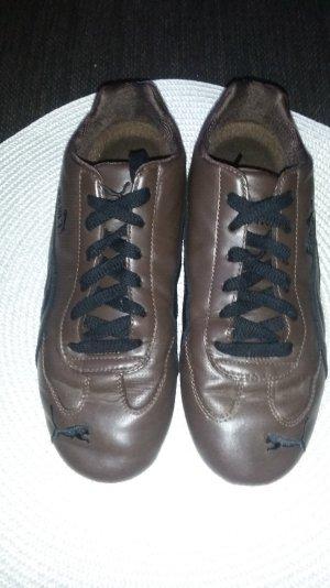 Puma Sneaker Gr.38 braun