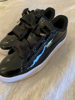 Puma Sneaker gr 38 schwarz neuwertig