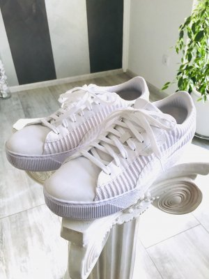 Puma Sneaker Gr. 42,5 - weiß
