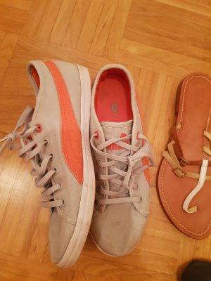 puma sneaker Grau apricot 37