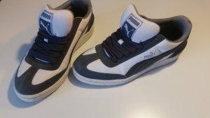 Puma Sneaker grau weiss