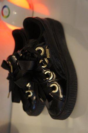 PUMA Sneaker Größe 37,5 38 NP 119€ wNEU Lackleder