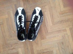 Puma Sneaker, Größe 38 in schwarz weiß