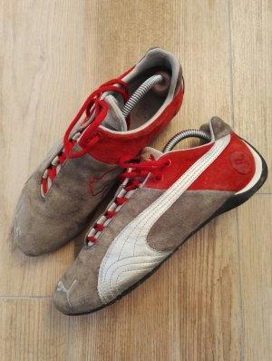 Puma Sneakers multicolored leather