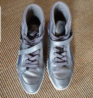 Puma Sneaker high in tollem Kupfer-Ton