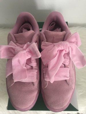 Puma Sneaker in der Farbe Rosa Top Zustand