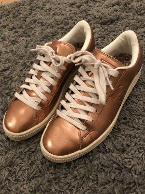 Puma Sneaker in Roségold